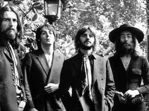 Beatles lyrics fetch huge price at auction