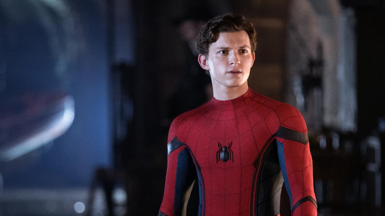Tom Holland is Spider-Man.