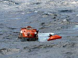 Hilarious item grabbed as boat sank
