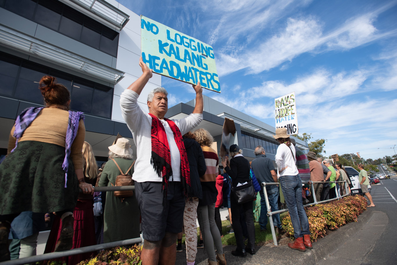 BIG IMPACT: The Right to Farm Bill is going to have a big affect on local protest groups.