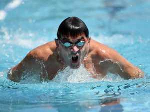 Maryborough Masters Swimming Carnival
