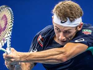 De Minaur eyes top 20 after ground-breaking win