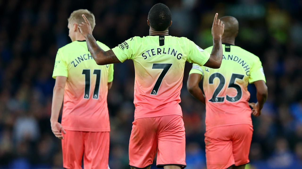 Raheem Sterling was back amongst the goals.