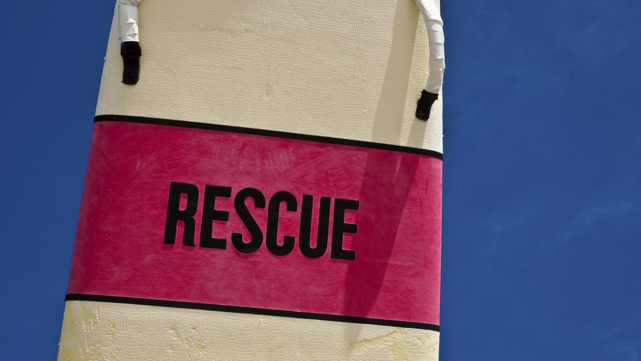 RESCUE: A man has suffered a suspected dislocated shoulder after a surf accident in the Town of Seventeen Seventy.