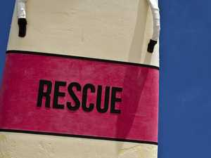 Man injured after surf accident