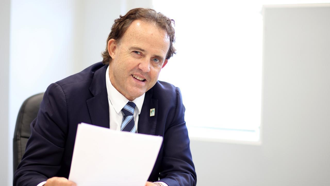 Simon Latchford - Visit Sunshine Coast CEO