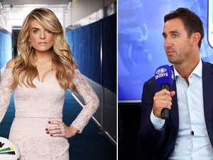 NRL legend denies Erin Molan rumors