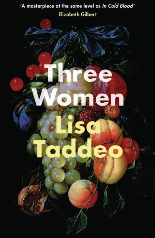Three Women by Lisa Taddeo.