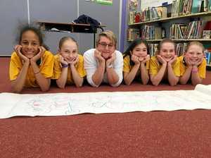 Tech heroes: Smalltown school girls create award-winning app