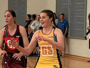 Clarence netball star takes MVP at NSW Academy Championship