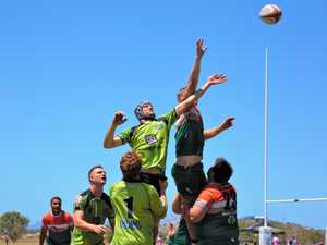 Rugby is back in town as competition turns heat up to 10