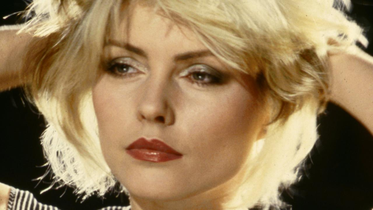 Blondie frontwoman Debbie Harry. Picture: Roberta Bayley/Redferns