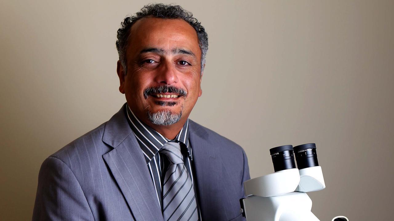 Dr Ashraf Mohamed Hanafy will contest the drug and drug driving charges levelled against him. Picture: Luke Marsden.