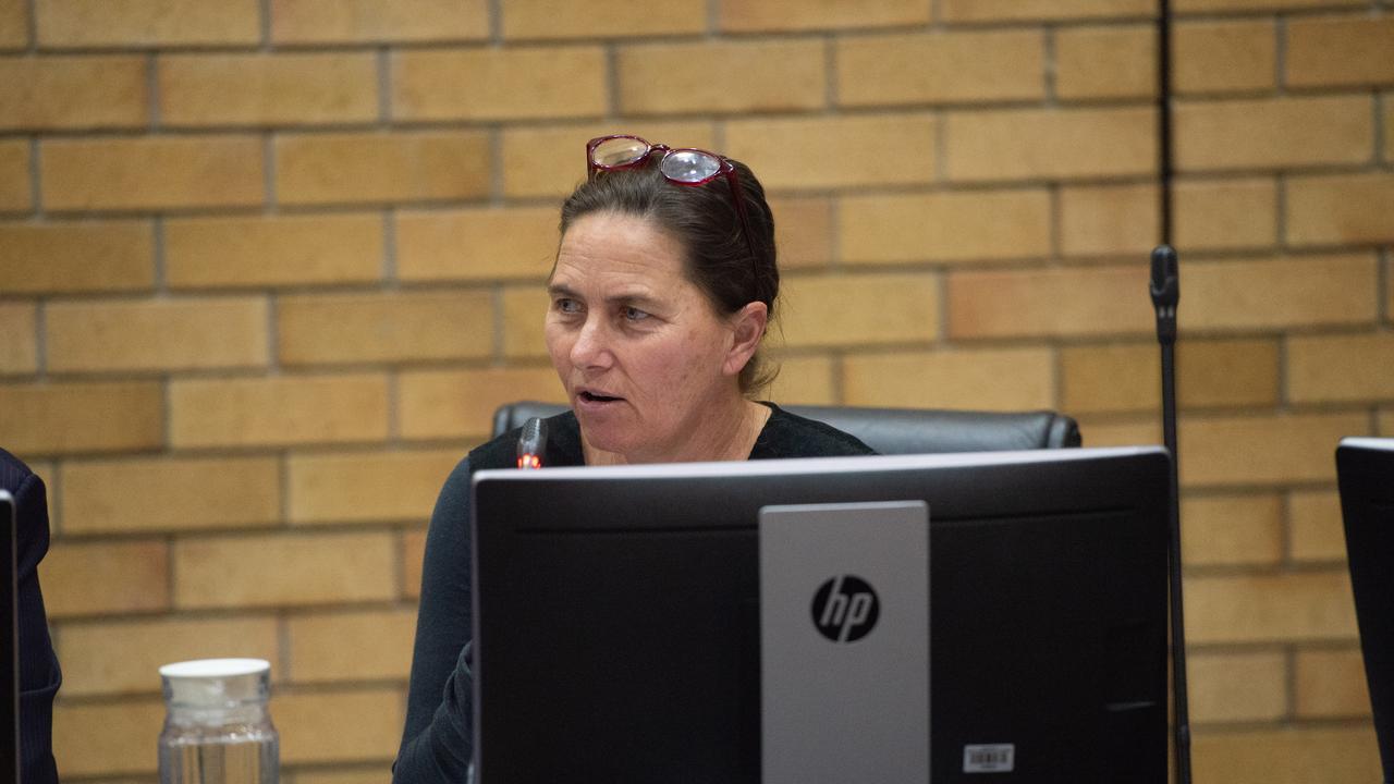 Councillor Sally Townley.