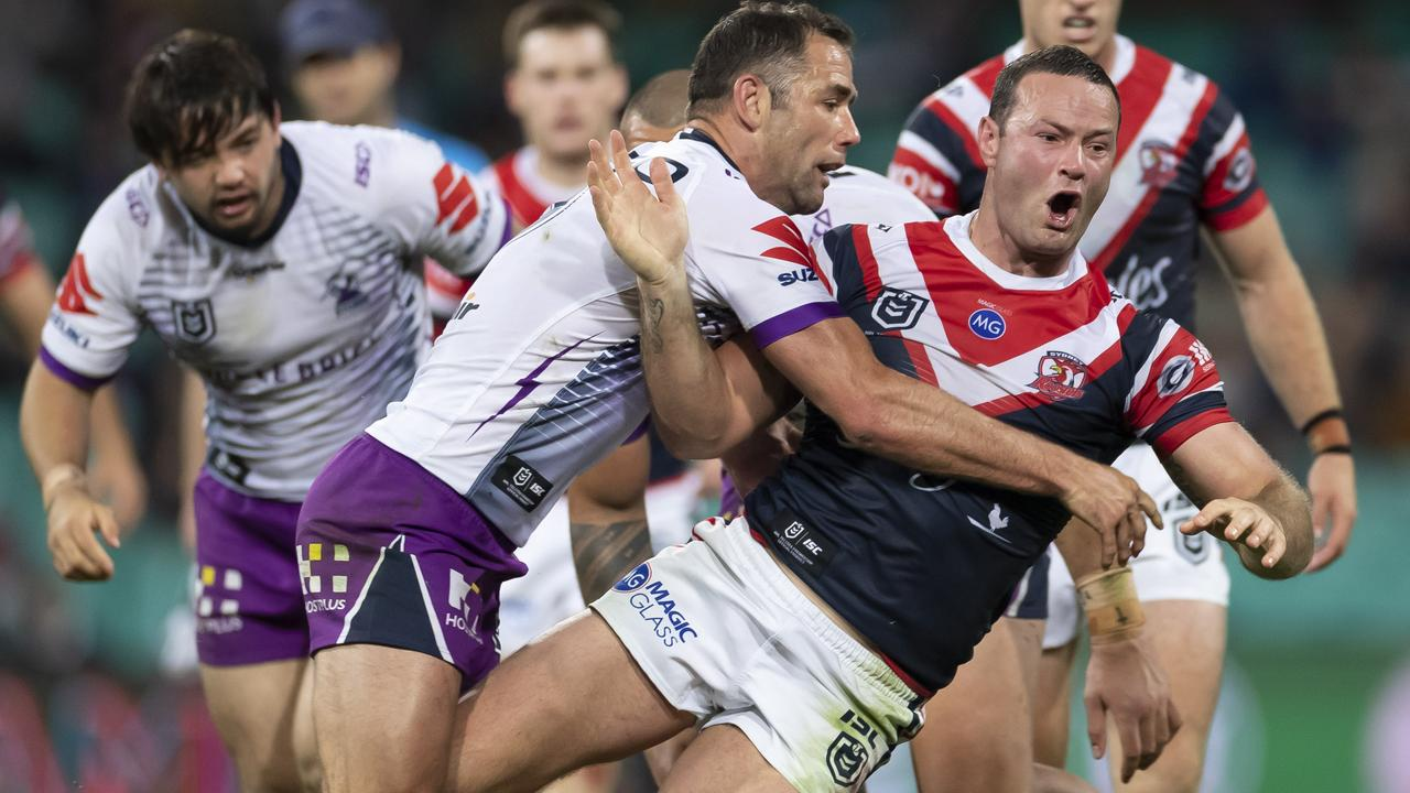 Cordner was man of the match on Saturday night. AAP Image/Craig Golding.