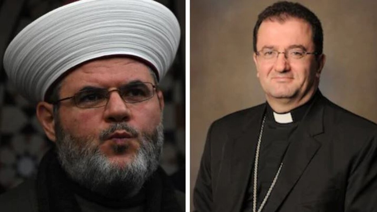Sheik Yahya Safi and Maronite Bishop Antoine-Charbel Tarabay dismissed Sandilands' apology at the weekend.