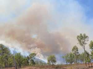 Bushfire smoke to impact towns on Western Downs