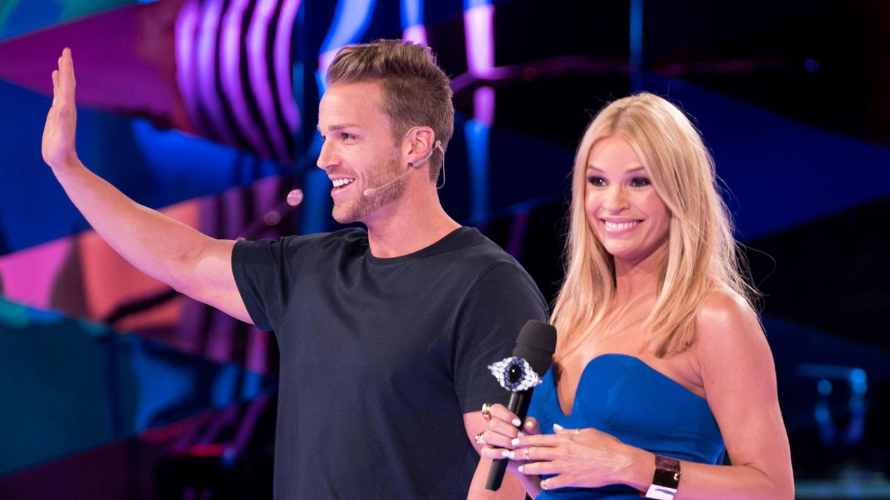 Big Brother was hosted by Sonia Kruger from 2012 to 2014.