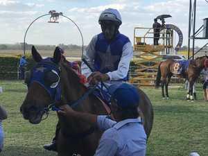 RACING: Rockhampton horse stuns with sparkling comeback