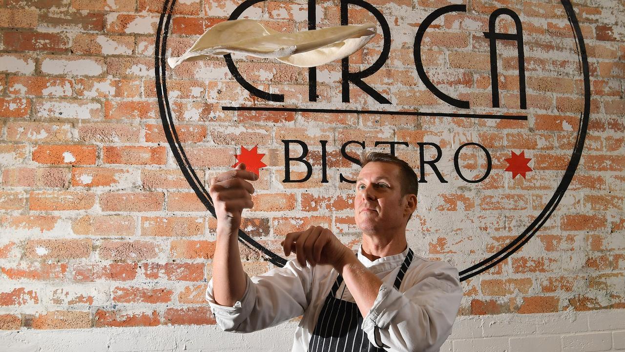 Craig McCabe of Circa Restaurant and Bar in Cooroy. Photo: John McCutcheon