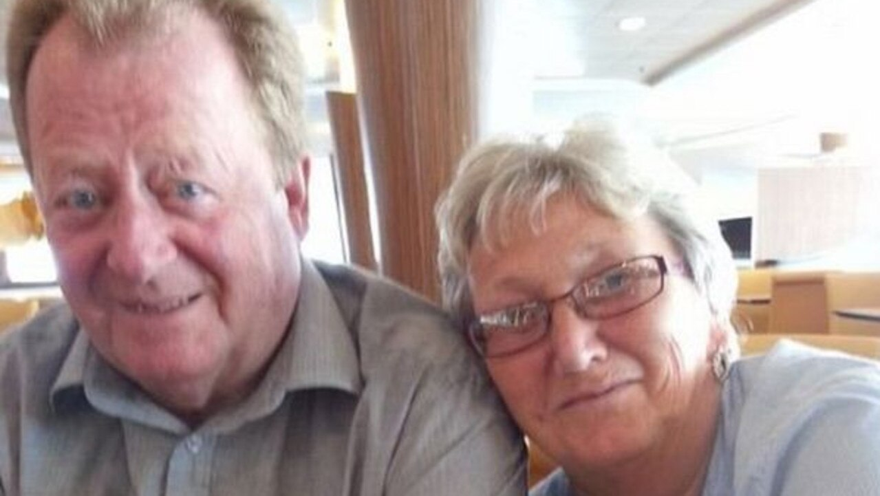 Roger and Sue Clarke were caught carrying cocaine onto a cruise ship.