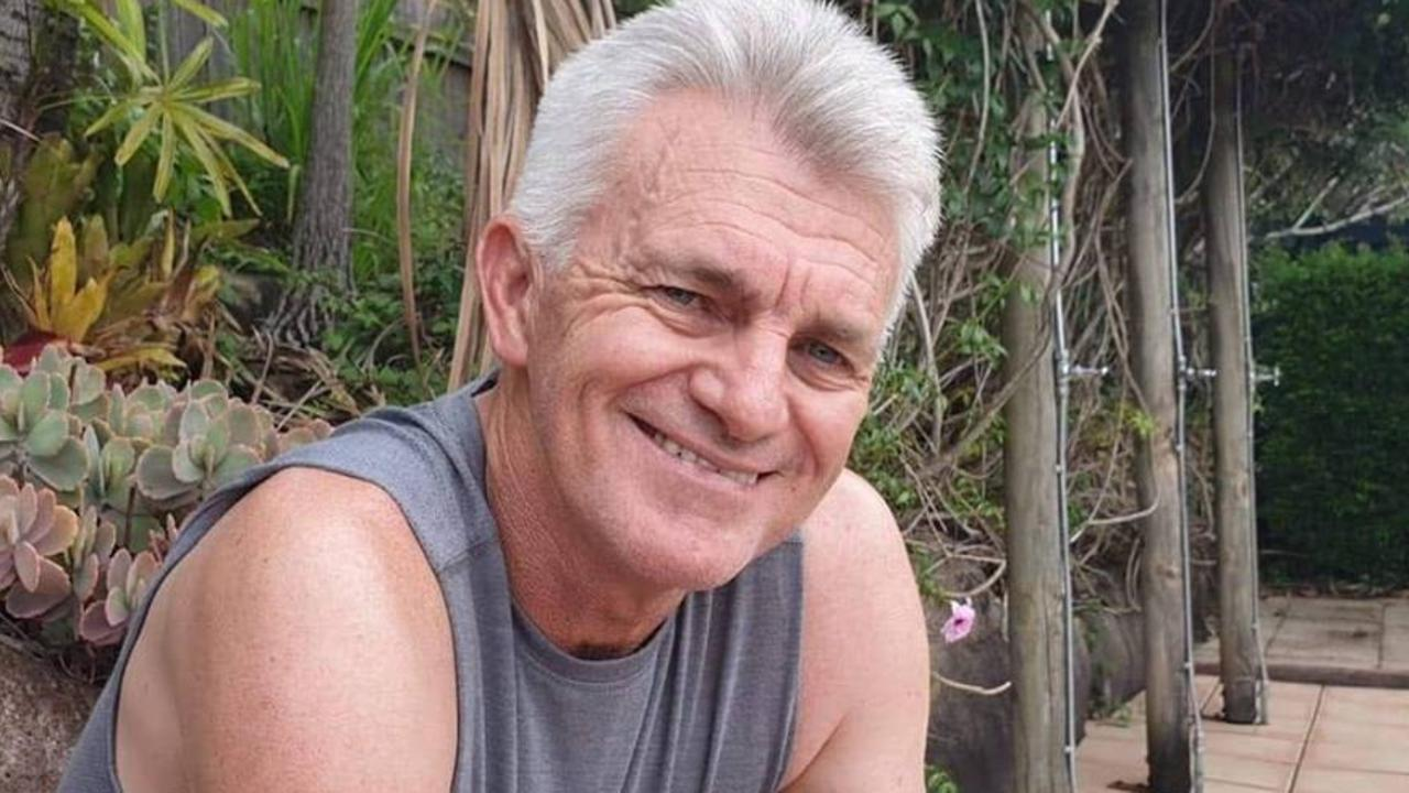 ON THE MEND: Paul Reball is recovering from a heart bypass after he suffered a heart attack during the Bridge to Brisbane this year.