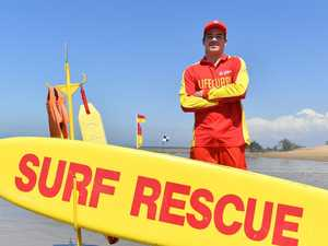 Lifeguards share beach safety tips