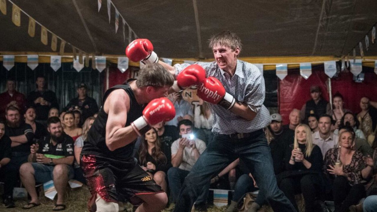 Fred Brophy boxers are prepared to take on all comers in Noosa this weekend.
