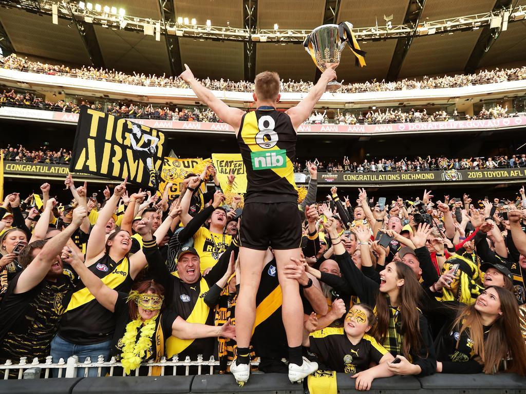 Reckon Jack enjoyed this moment. Picture: Matt King
