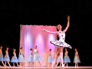 Balonne's ballerinas have a spring in their step