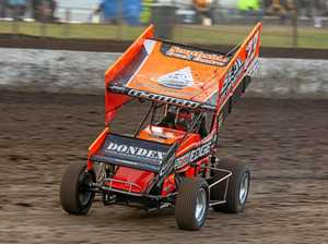 Veal hot in Toowoomba Speedway opener