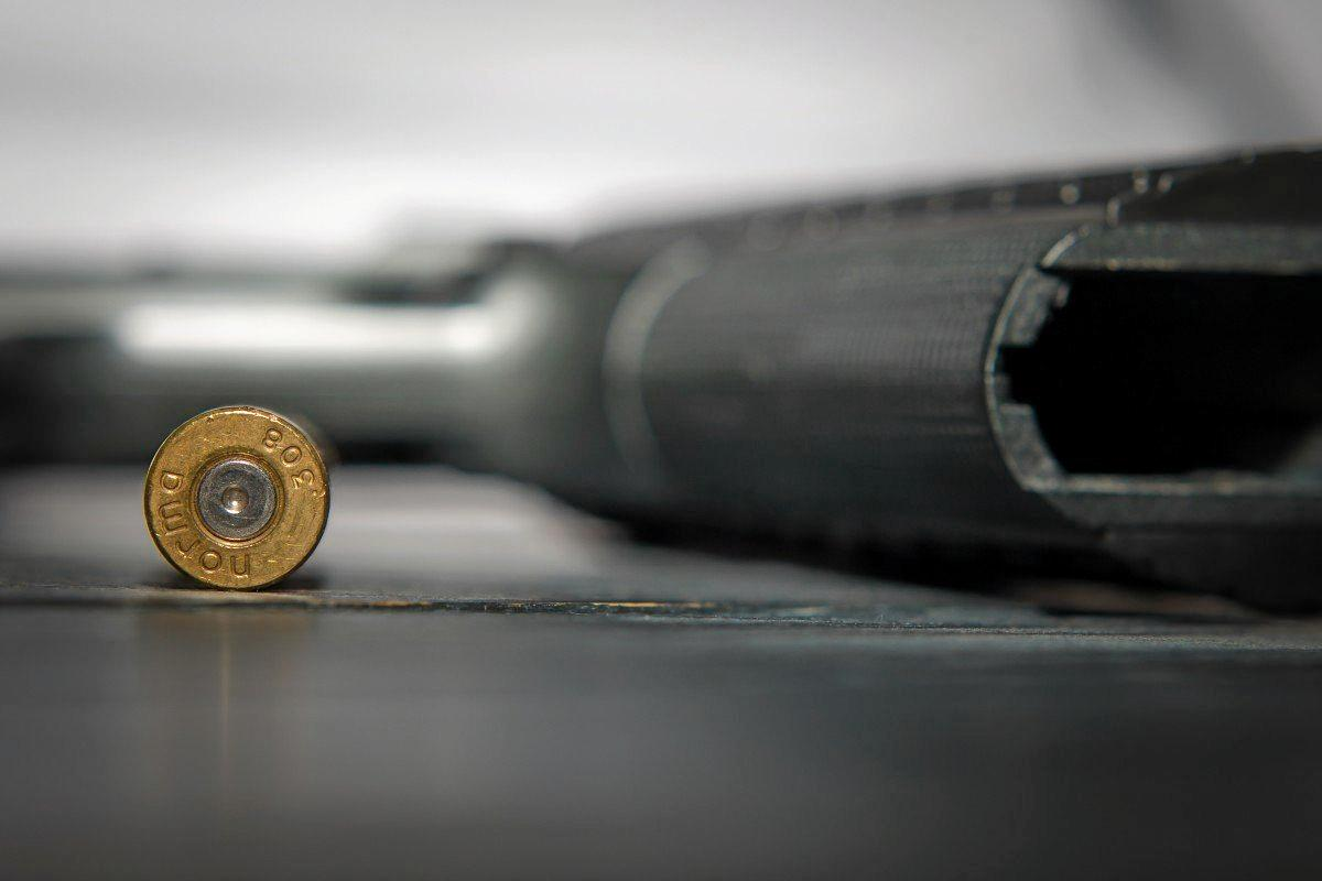 COMPLACENT: Davis pleaded guilty to not properly securing the firearm and copped a $300 fine.
