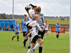 GALLERY: Day three action from the Joeys Mini World Cup