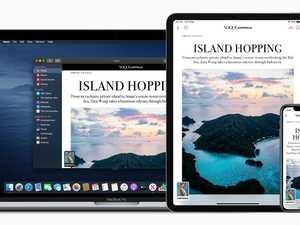 Apple launches digital newsagency in Australia