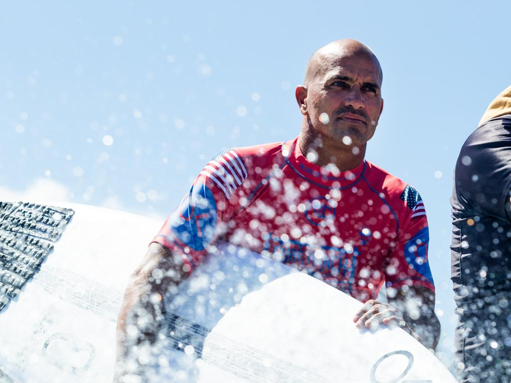 11-time world champion Kelly Slater says the Sunshine Coast is the perfect place to launch a surf ranch.