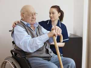 'Aged care in crisis': CQ CEO