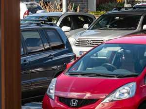 Livingstone does backflip on CBD car-parking limit