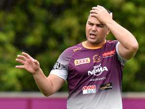 White hits back at Gould's savage Seibold spray