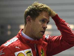 Vettel has 'no future at Ferrari'