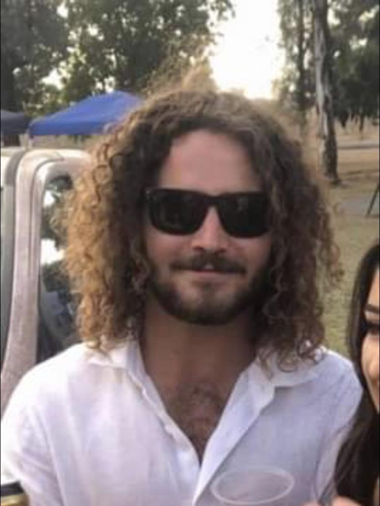 FOR MADISON: James MacDonald has put a price of $10,000 up to shave his luscious curls to help fund Madison Marxson's lifesaving treatment in Mexico.