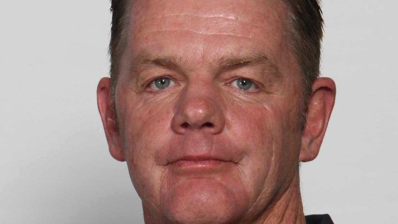 New Mackay Cutters head coach Michael Crawley.
