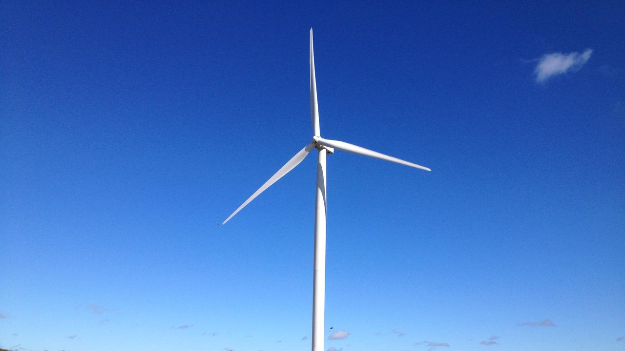 CONCERNED CITIZENS: Perspectives differ over the benefits and drawbacks of the proposed $350 million Banana Range Wind Farm.