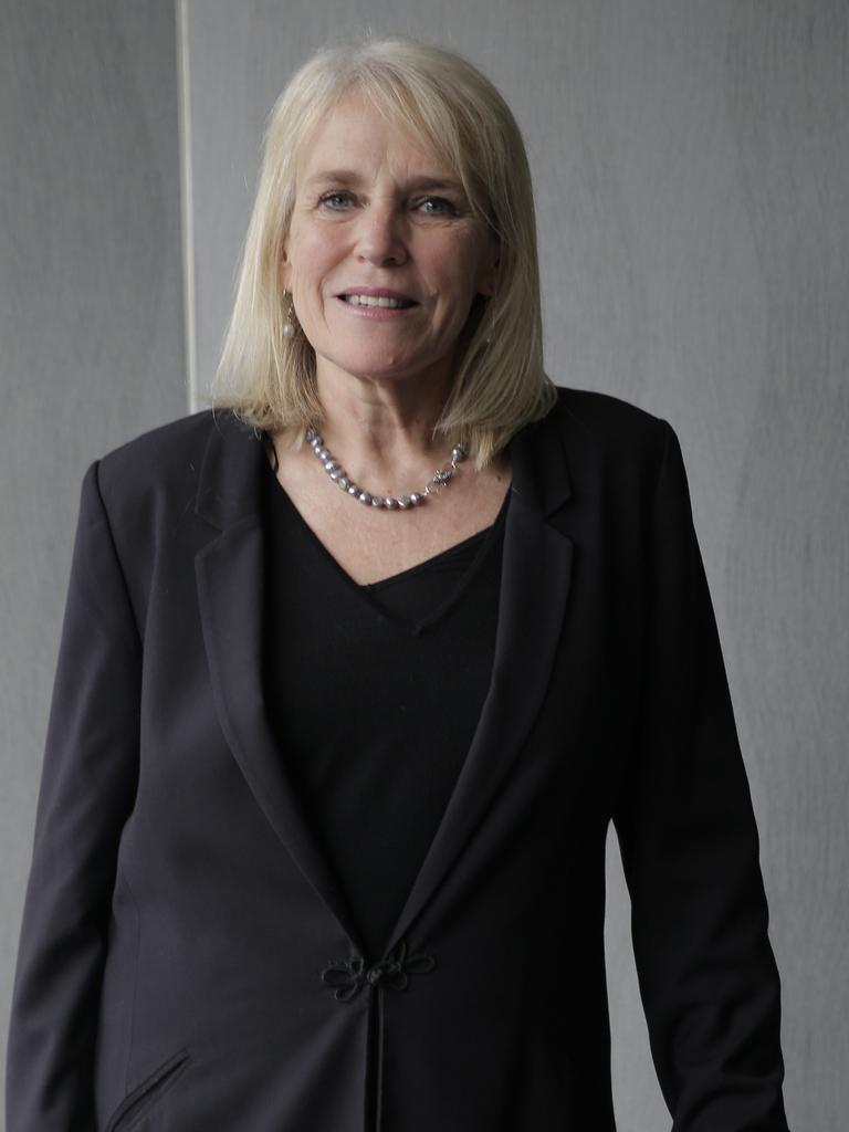 Former Trade and Investment Queensland chief executive Virginia Greville