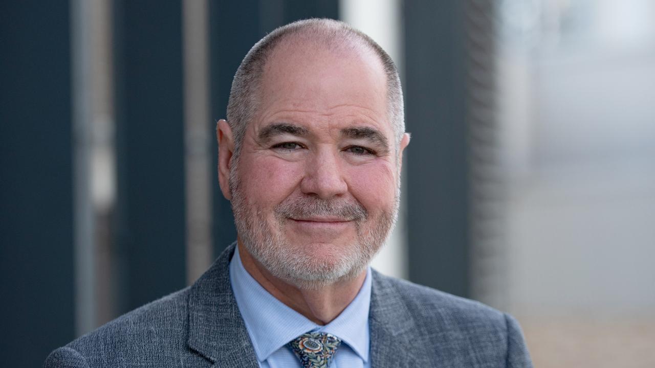 Queensland Teachers' Union president Kevin Bates. Picture: QTU