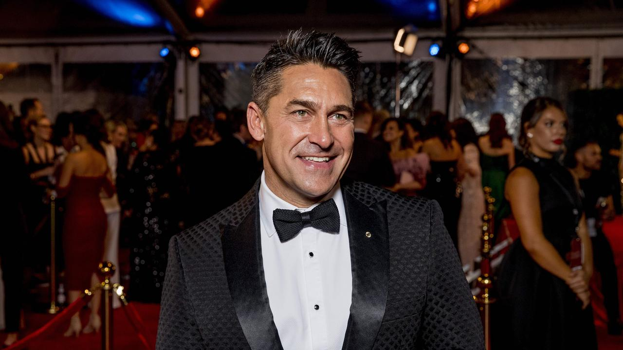 Jamie Durie at the 61st TV Week Logie Awards. Picture: Jerad Williams