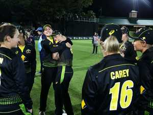 Aussie women rout Sri Lanka in T20 demolition