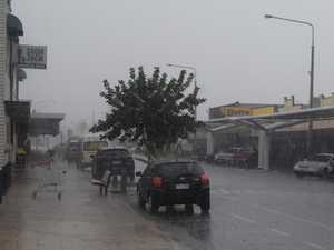 Rainfall a miraculous sight for dry community