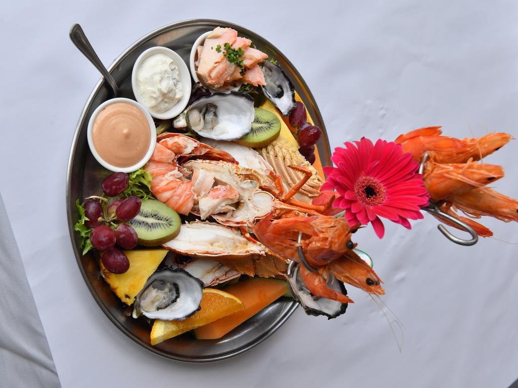 The Terrace Seafood Restaurant in Maleny. Photo: John McCutcheon / Sunshine Coast Daily