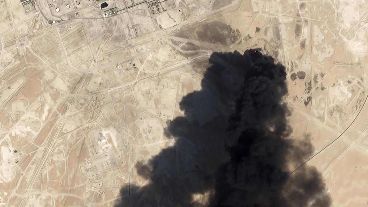 Prince Mohammed bin Salman said a September 14 attack on Saudi oil facilities was senseless. Picture: AP