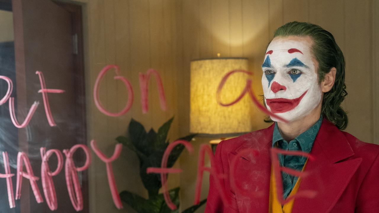 Joaquin Phoenix in a scene from Joker. Picture: Niko Tavernise/Warner Bros Pictures via AP